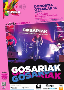 Gosariak_Donostia
